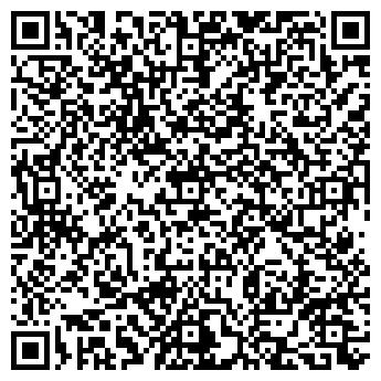 QR-код с контактной информацией организации Автозона, ООО