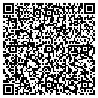 QR-код с контактной информацией организации АвтоТурбо, ЧП