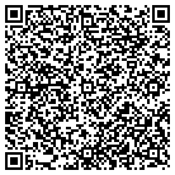 QR-код с контактной информацией организации Мастер-ключ, Частное предприятие