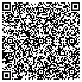 QR-код с контактной информацией организации Субъект предпринимательской деятельности ИП Шилович