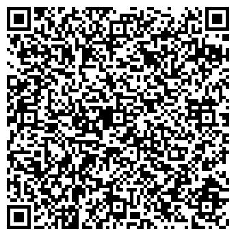 QR-код с контактной информацией организации Частное предприятие Фирма «Королева»