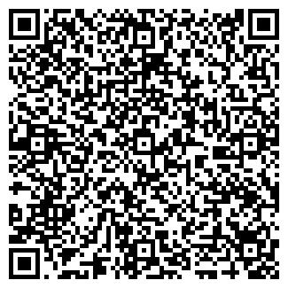 QR-код с контактной информацией организации ОАО УНИВЕРСАМ