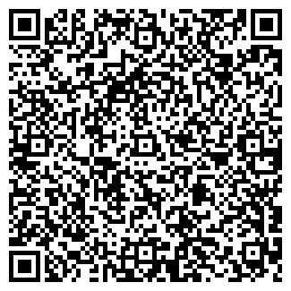QR-код с контактной информацией организации ООО Фодес