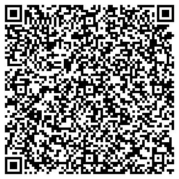 QR-код с контактной информацией организации Частное предприятие Агентство недвижимости «Real Estate»