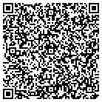 QR-код с контактной информацией организации Землемір