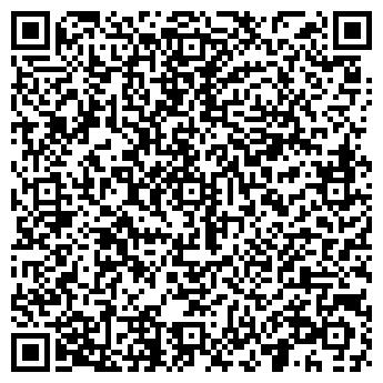 QR-код с контактной информацией организации Землеустройство