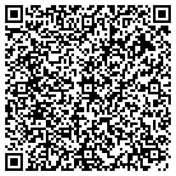 QR-код с контактной информацией организации Субъект предпринимательской деятельности ИП Четверня А. А.