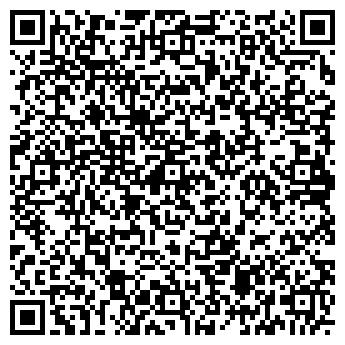 QR-код с контактной информацией организации Eventfantasy