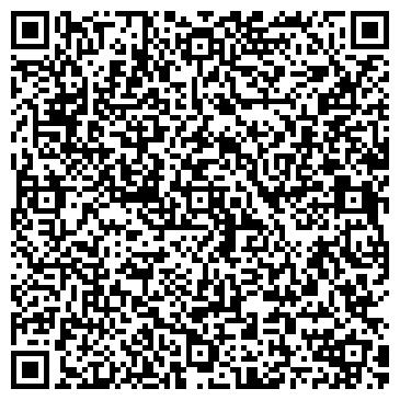 QR-код с контактной информацией организации Школа плетения косичек в Солигорске