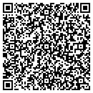 QR-код с контактной информацией организации Альфа ВИДЕО