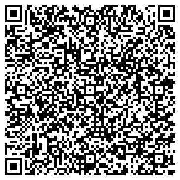 QR-код с контактной информацией организации Интернет магазин Верный
