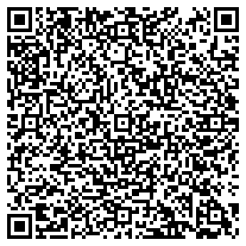 QR-код с контактной информацией организации ATMOSFERA