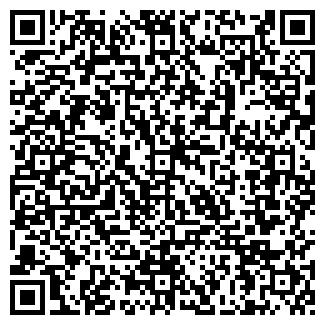 QR-код с контактной информацией организации Funky event
