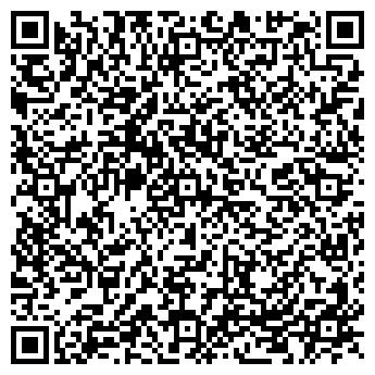 QR-код с контактной информацией организации Fly design