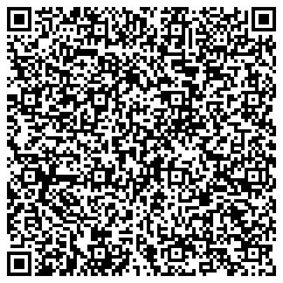 QR-код с контактной информацией организации Студия Марии Храмцовой. Организация и проведение любого торжества.