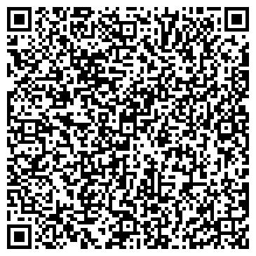QR-код с контактной информацией организации Творческая студия
