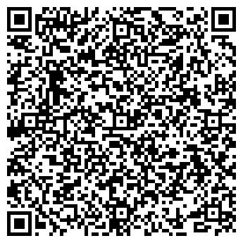 """QR-код с контактной информацией организации """"Воздушная планета"""""""