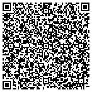 QR-код с контактной информацией организации Агентство детских праздников
