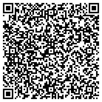 QR-код с контактной информацией организации МАПП ПРАКТИК