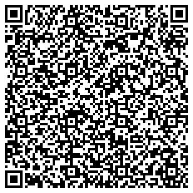 QR-код с контактной информацией организации Организация праздников «Забава»