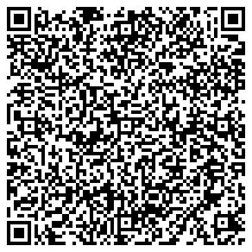 QR-код с контактной информацией организации Детский Центр «КУЗЯ»