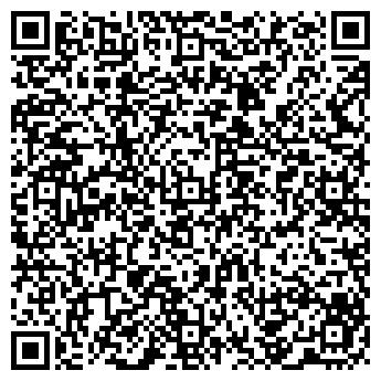 QR-код с контактной информацией организации Студия событий «Жевжик»