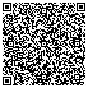 QR-код с контактной информацией организации Надувные чудеса