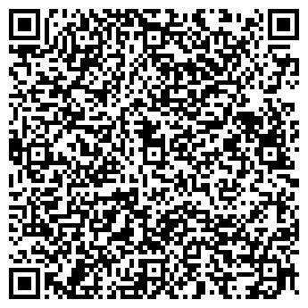 QR-код с контактной информацией организации Гранд Виктория