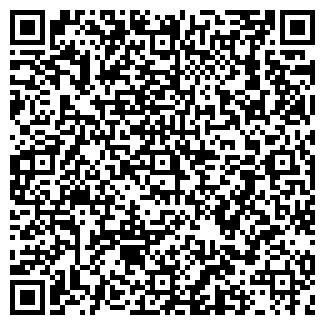 QR-код с контактной информацией организации ПОЛИГРАФИКА