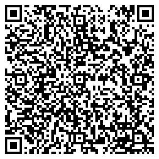 QR-код с контактной информацией организации yyclub