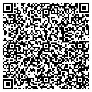 QR-код с контактной информацией организации ПОЛИГЛОТ