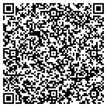 QR-код с контактной информацией организации Агентство «Овация»