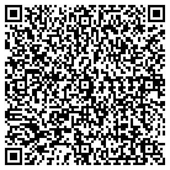 QR-код с контактной информацией организации Праздник Жизни