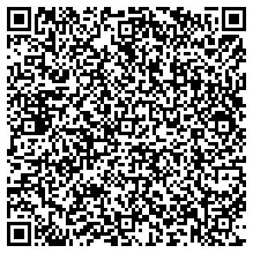 QR-код с контактной информацией организации Студия детского праздника «Вверх тормашки»