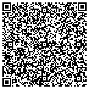 """QR-код с контактной информацией организации Агентство детских праздников """"Баобаб"""""""