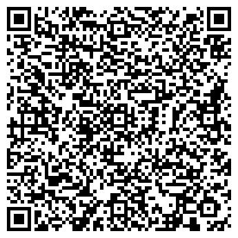 QR-код с контактной информацией организации Компания Zabava
