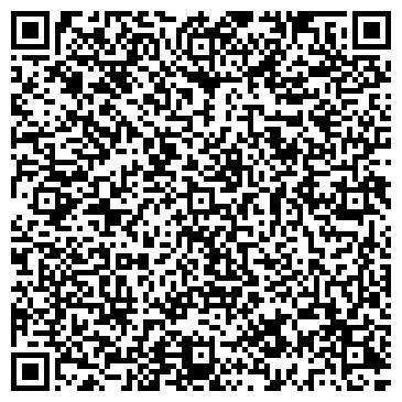 QR-код с контактной информацией организации Детский центр