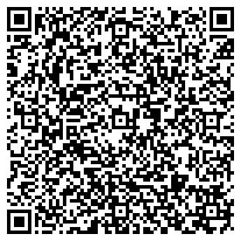 QR-код с контактной информацией организации Театр кукол «КАСПЕР»