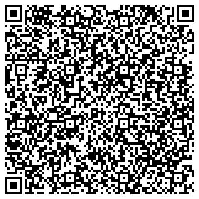 QR-код с контактной информацией организации Студия праздничного дизайна