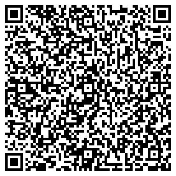 QR-код с контактной информацией организации Алирис, ЧУП