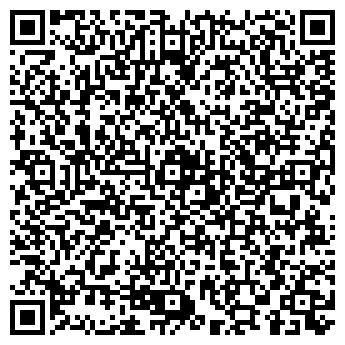 QR-код с контактной информацией организации Аэромикс, ЧУП