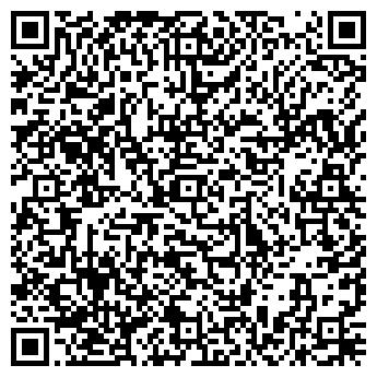 QR-код с контактной информацией организации Студия «Пурпур»