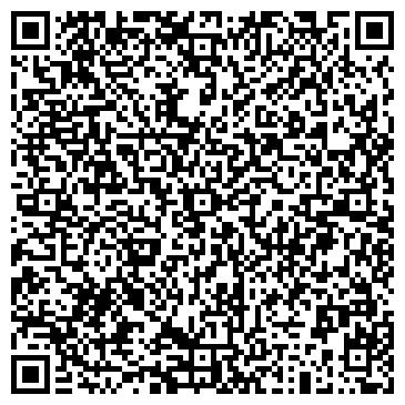QR-код с контактной информацией организации Студия Радуга