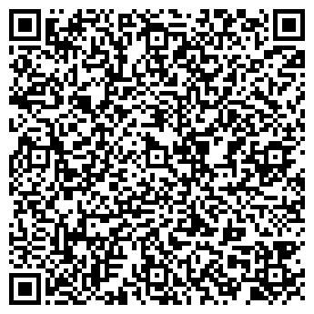 QR-код с контактной информацией организации Украфлора, СП