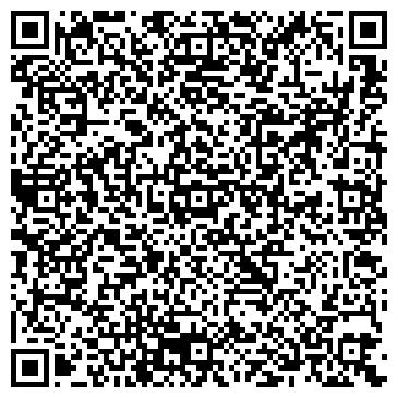 QR-код с контактной информацией организации Студия Wonderland