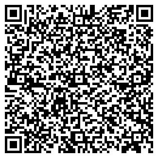 QR-код с контактной информацией организации la-bella
