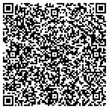 QR-код с контактной информацией организации Воздушный поцелуй, ЧП