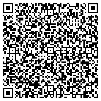 QR-код с контактной информацией организации Мир Шаров