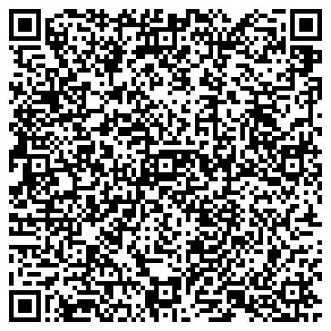QR-код с контактной информацией организации Вишенка, ЧП