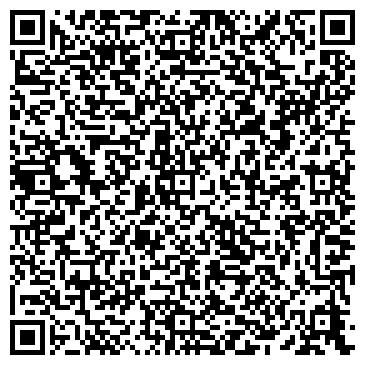 QR-код с контактной информацией организации Студия дизайн, ЧП